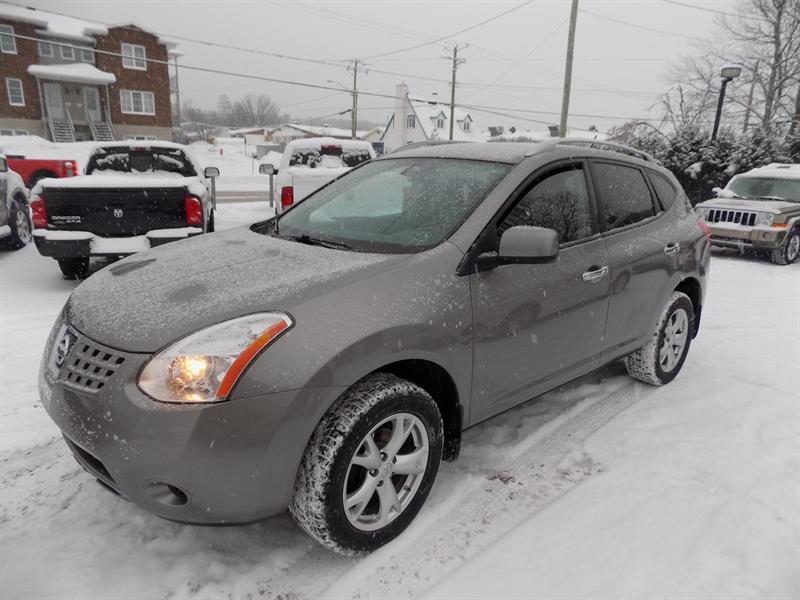 Nissan Rogue 2010 SL #AD5671