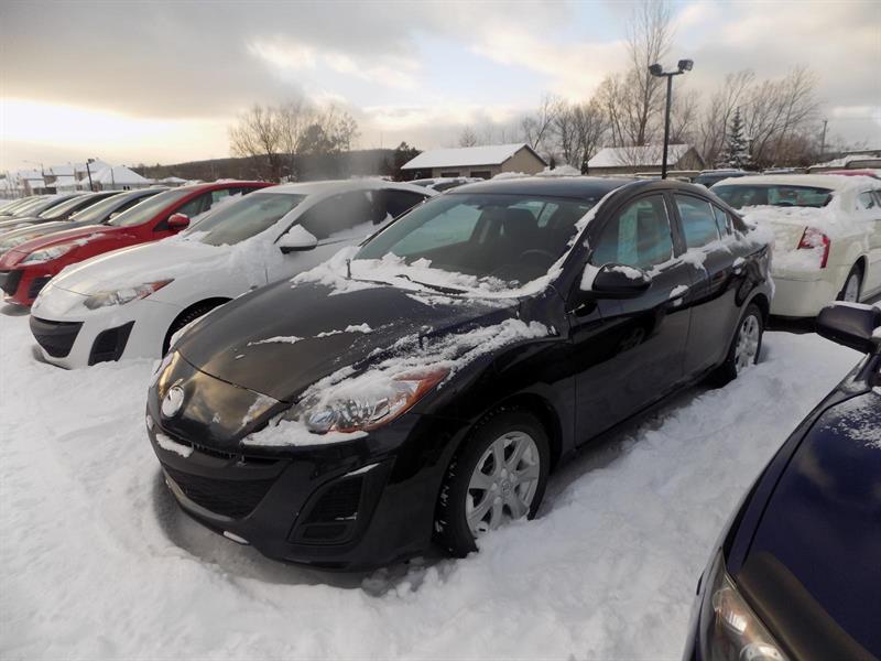 Mazda MAZDA3 2011 GX #AD5610