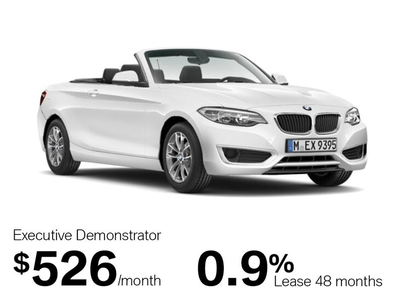 2017 BMW 2 Series M240i xDrive Cabriolet #H2277