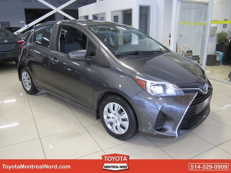 Toyota Yaris 2016 HB LE Aut/Ac/Vitres,Portes,Miroirs Electriques  #3888 E