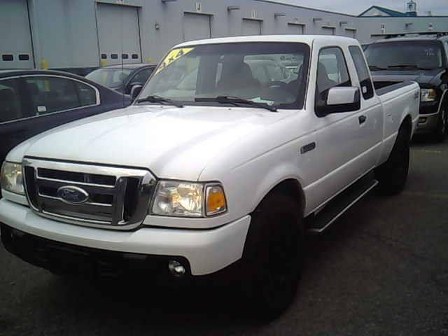 Ford Ranger 2008 4WD SuperCab 126 #010118