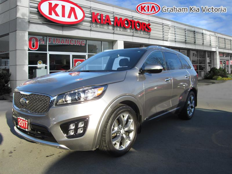 2017 Kia Sorento SX/Perfect Carproof #SR18-189A
