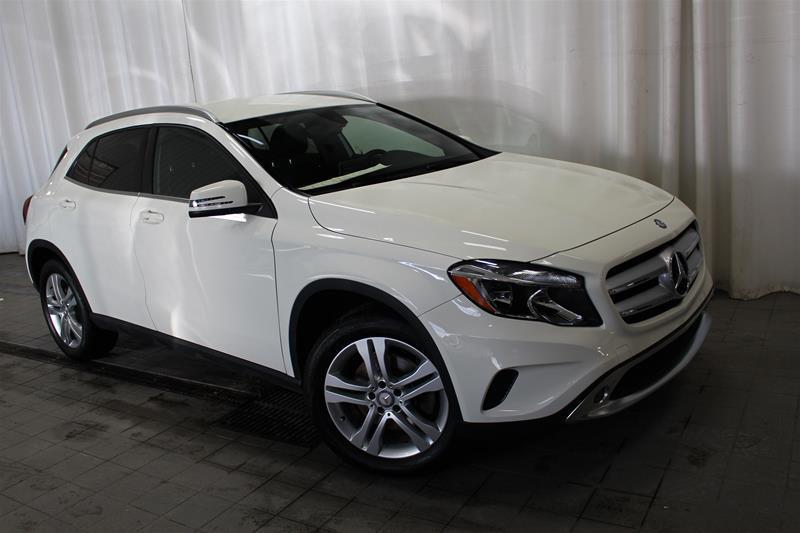 Mercedes-Benz GLA250 2017 4MATIC SUV *4MATIC* #U17-505