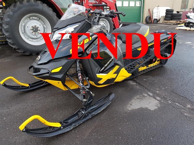 Skidoo Renegade X 800R 2013