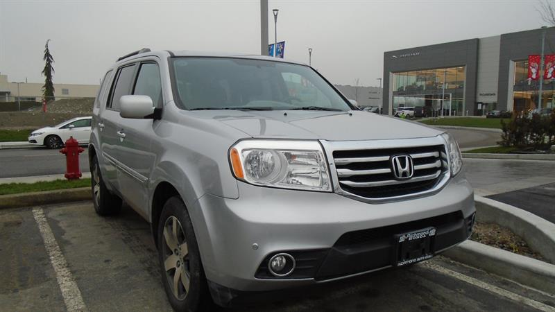 2013 Honda Pilot Touring! Honda Certified Extended Warranty to 120, #LH7849