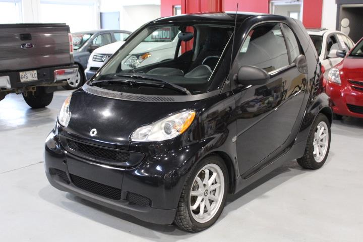 Smart fortwo 2008 PASSION 2D Coupe #0000000519