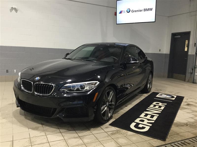 BMW 230i 2017 xDrive+Groupe premium, Groupe trakc M+Cuir+0.9% #170090