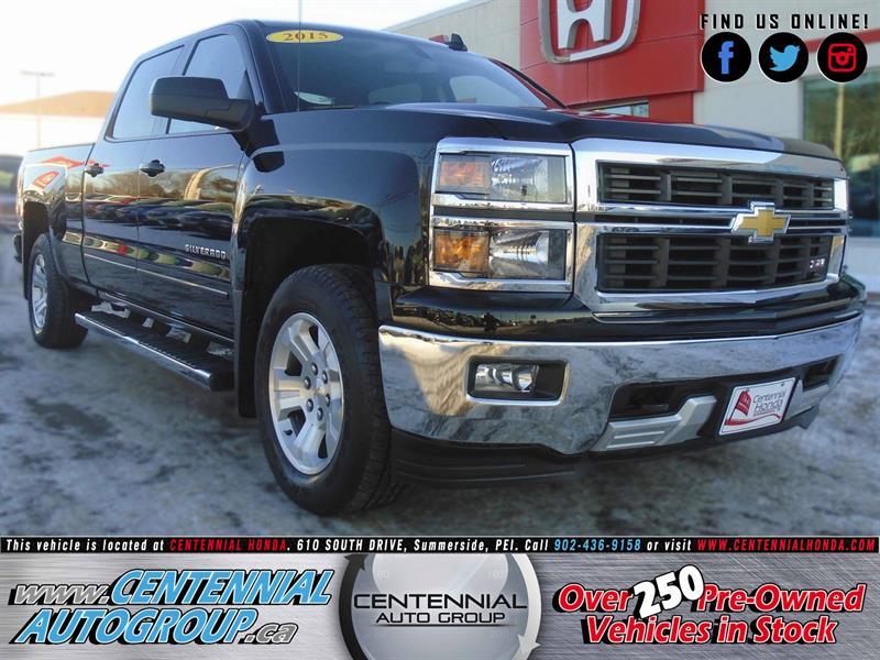 2015 Chevrolet Silverado 1500 LT | 5.3L | V8 | 4WD | Backup Camera #8957A