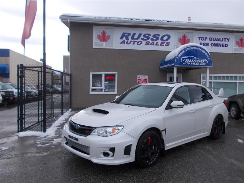 2012 Subaru Impreza Wrx STI AWD #B0484