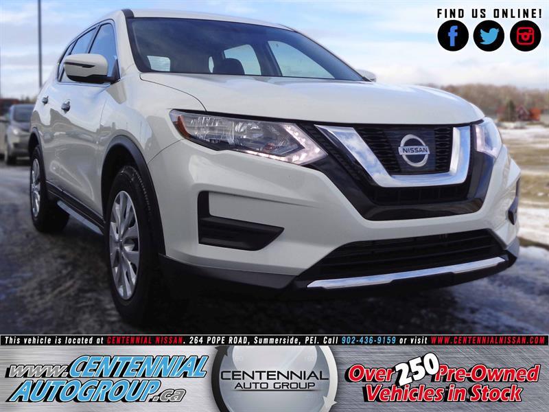 2017 Nissan Rogue NEW | Backup Camera | Bluetooth | Heated Seats #S17-105