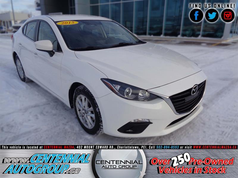 2015 Mazda MAZDA3 4dr Sdn GS #5921A