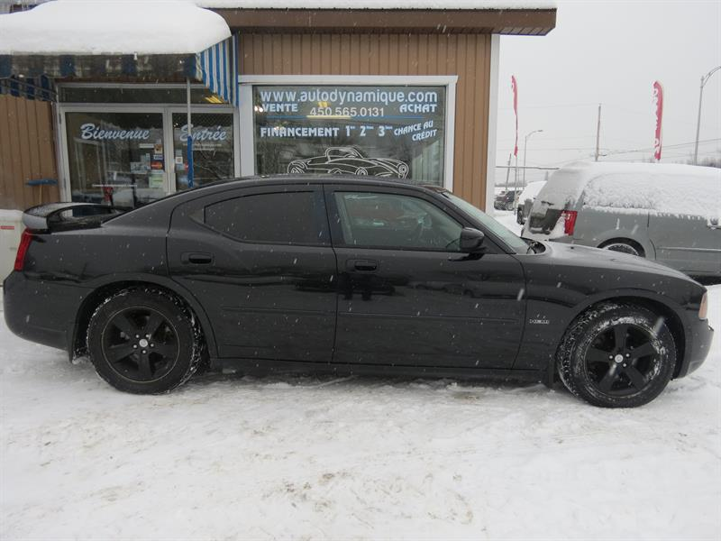 Dodge Charger 2007 4dr Sdn R-T RWD #3914