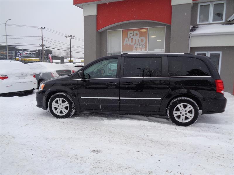Dodge Grand Caravan 2012 *** CREW***STOWNGO** #9439