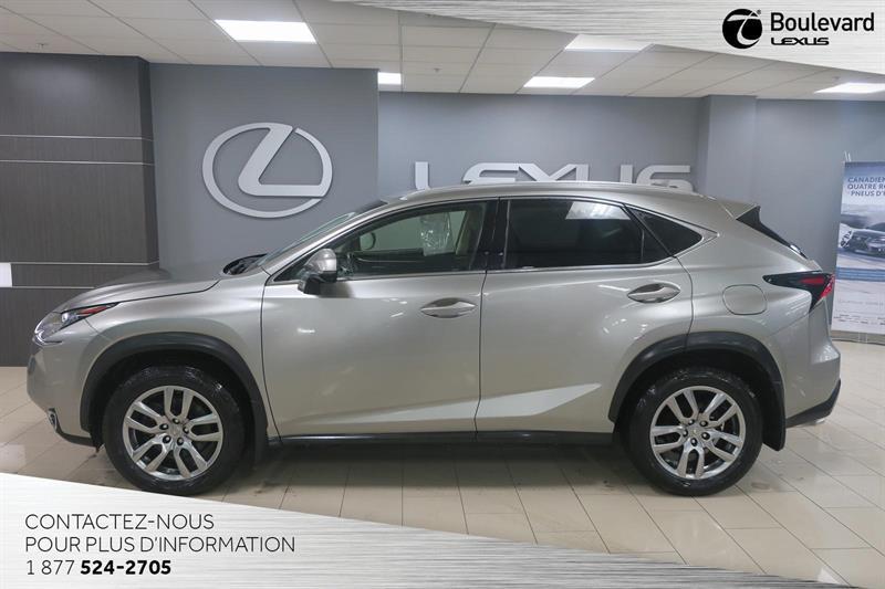 Lexus NX 2015 200t #14331A