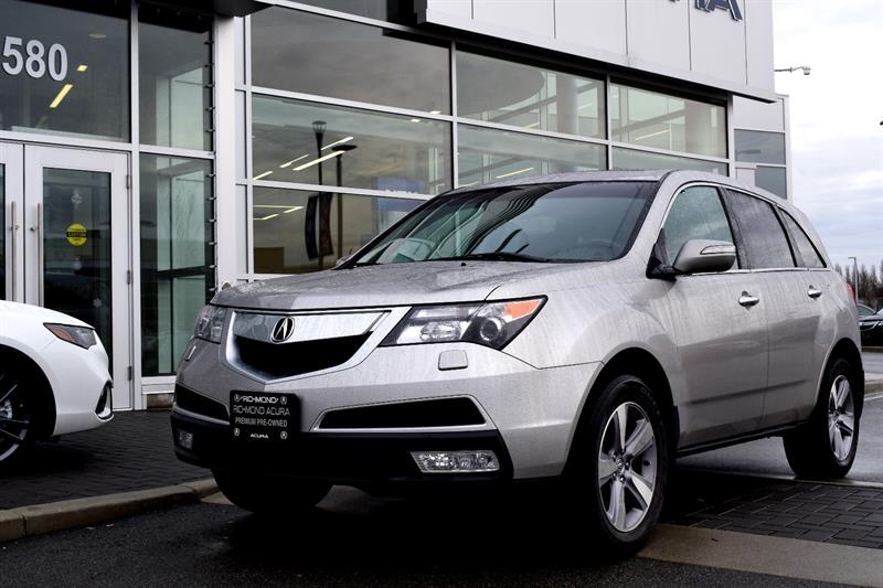 2013 Acura MDX AWD 4dr Camera Sunroof Leather #796748A