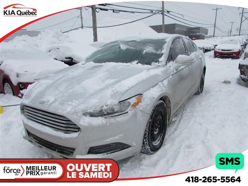Ford Fusion 2013 SE* BLUETOOTH* #QU10077A