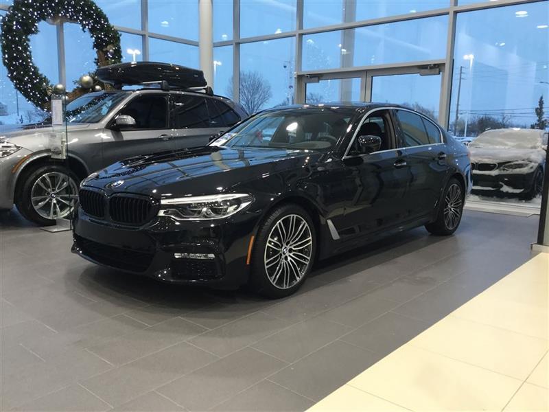 BMW 530I 2017 xDrive+Groupe premium+Cuir dakota+smartphone+1.9% #170137