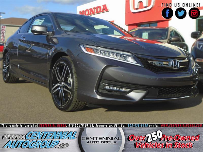 2016 Honda Accord Coupe Touring | NEW | V6 | Navigation | Bluetooth #7857