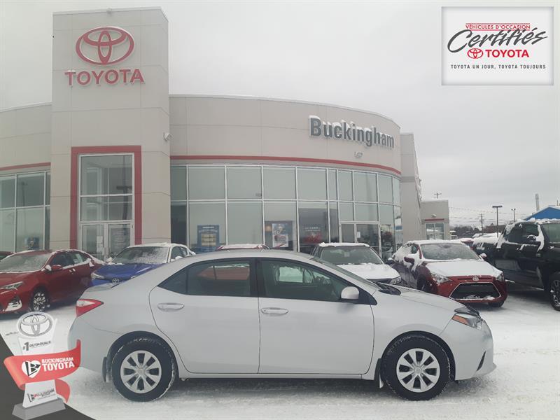 2014 Toyota Corolla CE #14223