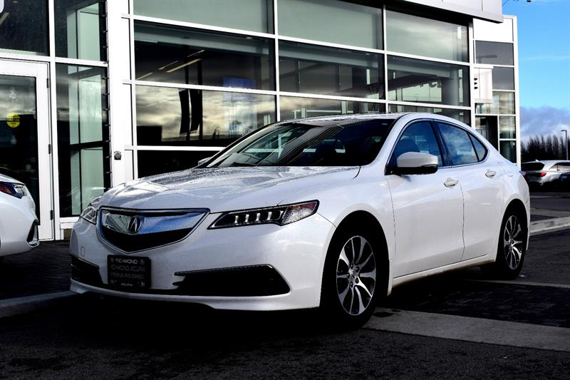 2015 Acura TLX 4dr Sdn FWD Tech Bluetooth Sunroof Camera #P5849