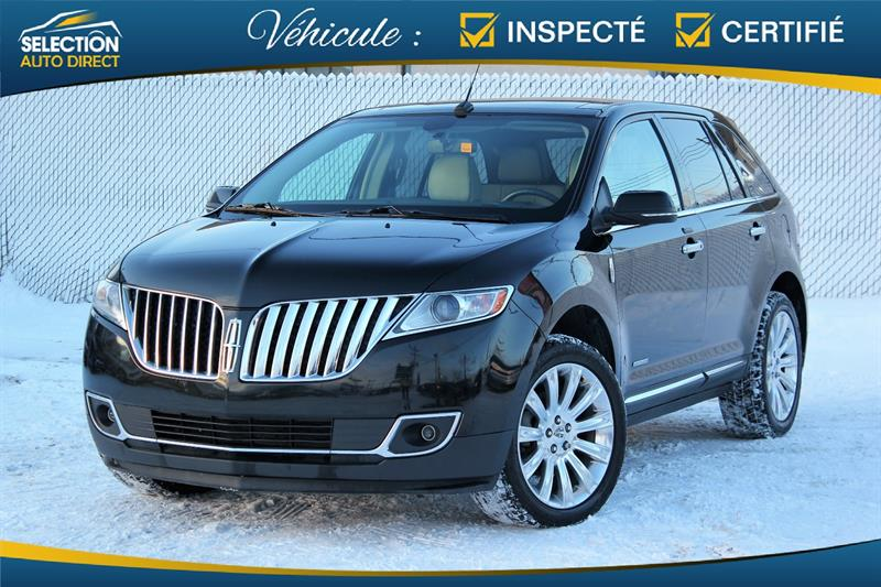 Lincoln MKX 2014 AWD 4dr #SL00104