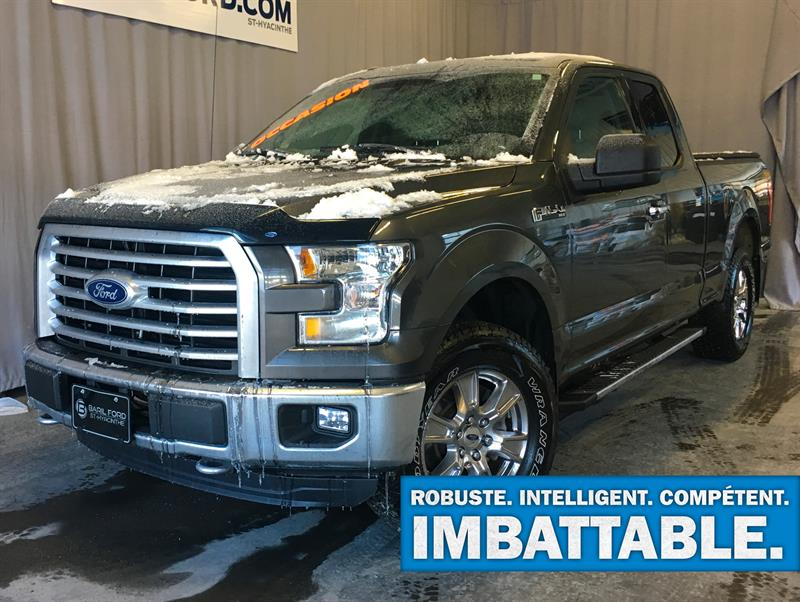 Ford F-150 2016 4WD SuperCab 145 #80038a