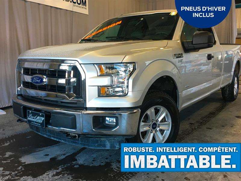 Ford F-150 2016 4WD SuperCab #c6551