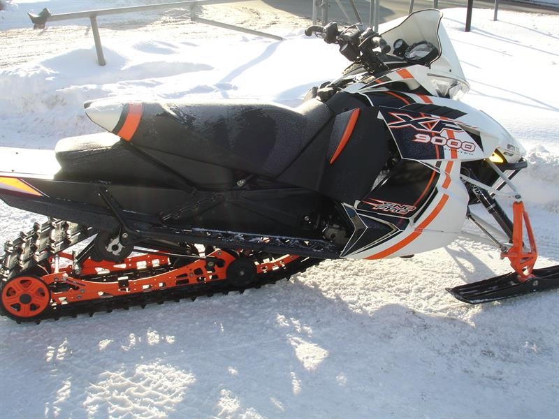 Arctic Cat XF 9000 2015 LIMITED
