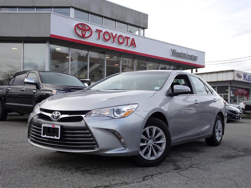 2017 Toyota Camry LE #CM18218A