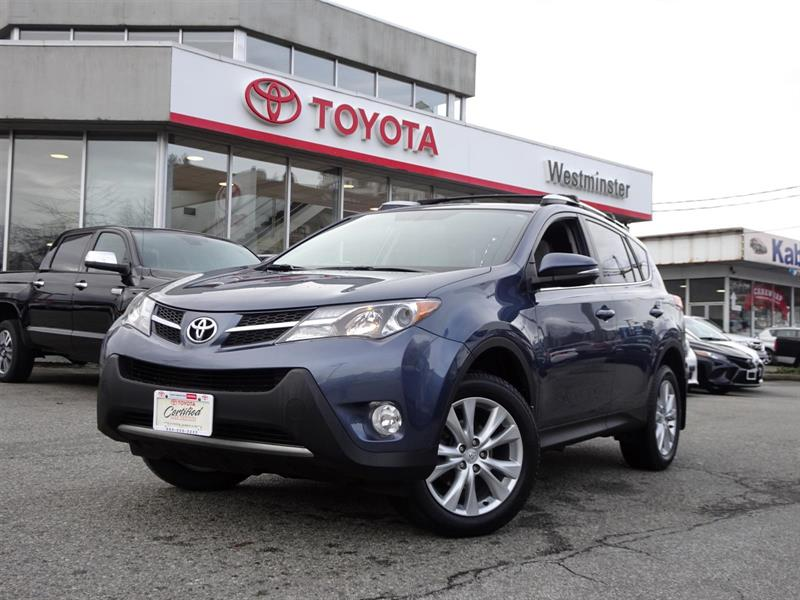 2014 Toyota RAV4 Limited #P6455T