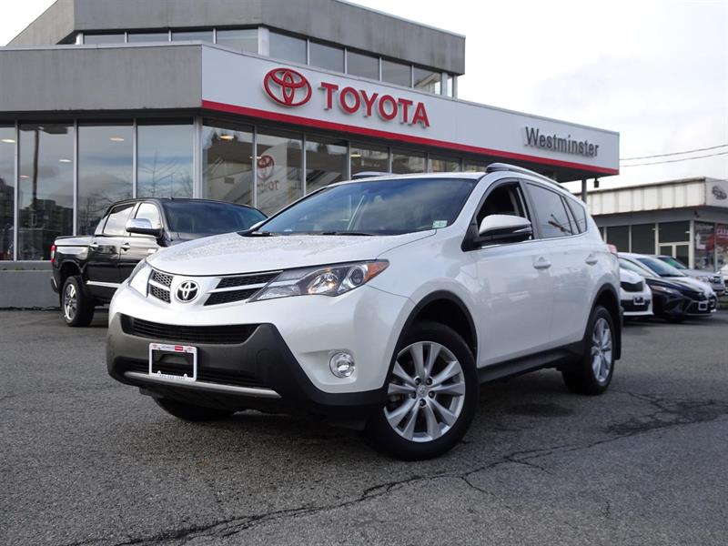 2015 Toyota RAV4 Limited Technology Package #P6454T