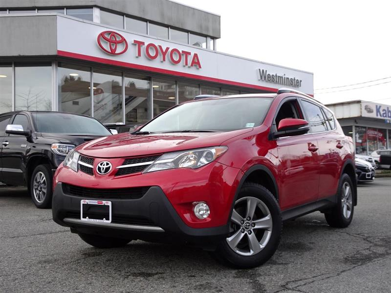 2015 Toyota RAV4 XLE All Wheel Drive #P6448T