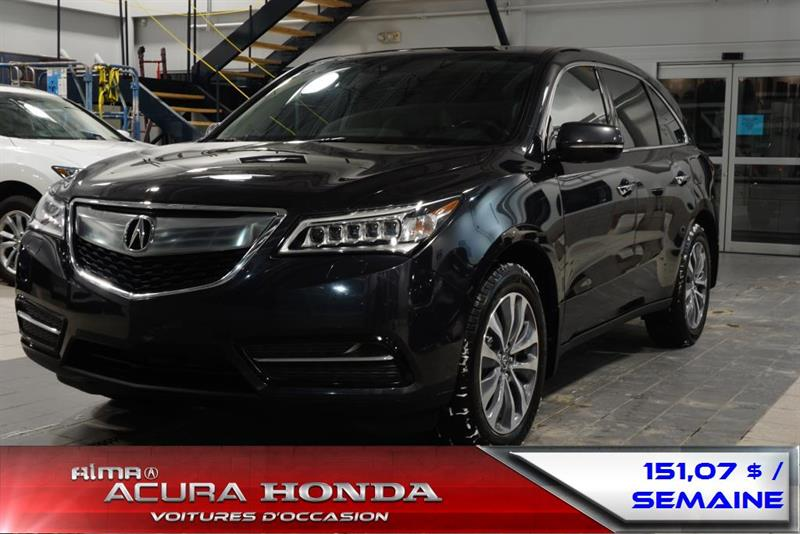 Acura MDX 2016 GROUPE TECHN #C873