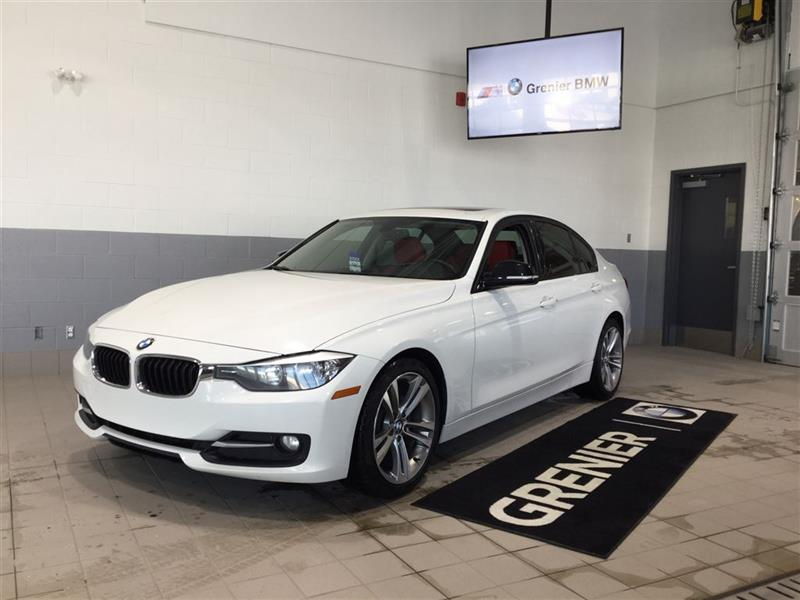 BMW 320I 2014 xDrive+Sprotline+Cuir dakota+0.9% #B0242