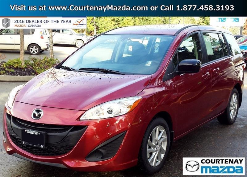 2017 Mazda MAZDA5 GS at #17MZ55390
