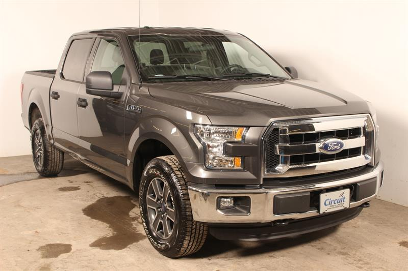 Ford F-150 2015 SuperCrew * XLT * V8 4X4 #80385a