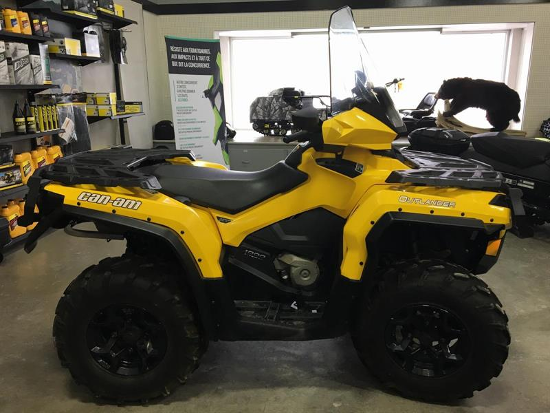 Can-am Outlander 1000XT PS 2012