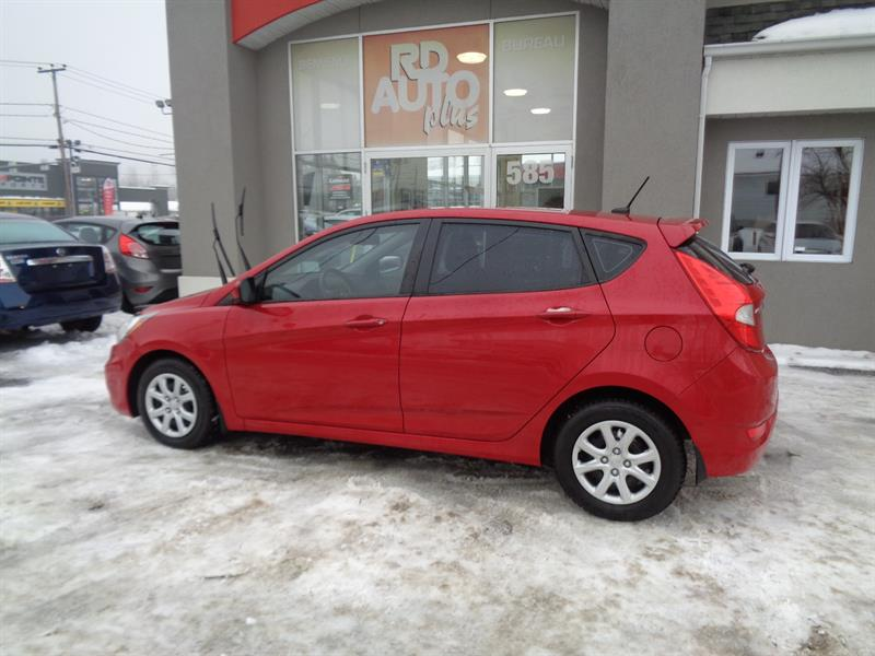 Hyundai Accent 2013 5dr HB  GL **AIR CLIM...**AUTOATIQUE #9423