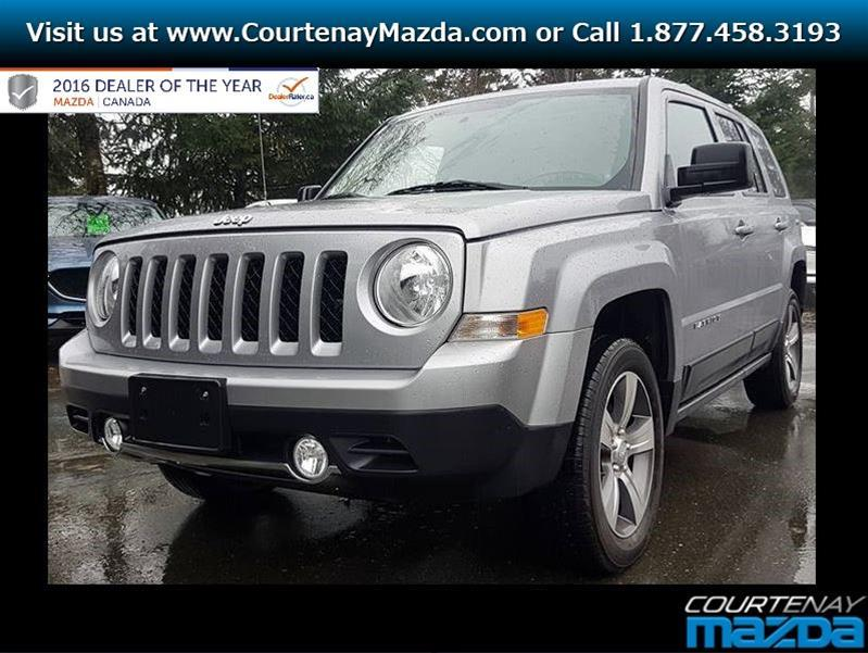 2017 Jeep Patriot 4x4 Sport / North #P4536