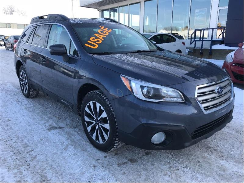 Subaru Outback 2015 3.6R Limited Package #15248A