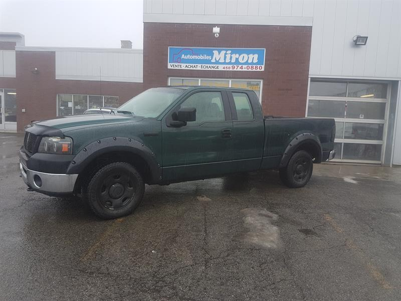 Ford F-150 2007 4WD SuperCab #971217