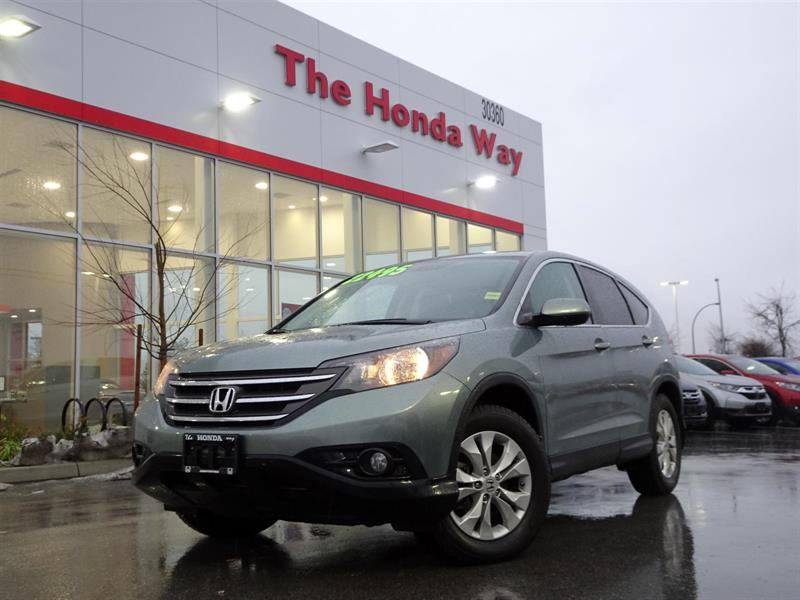 2013 Honda CR-V EX 4WD 5-Speed AT #P5105
