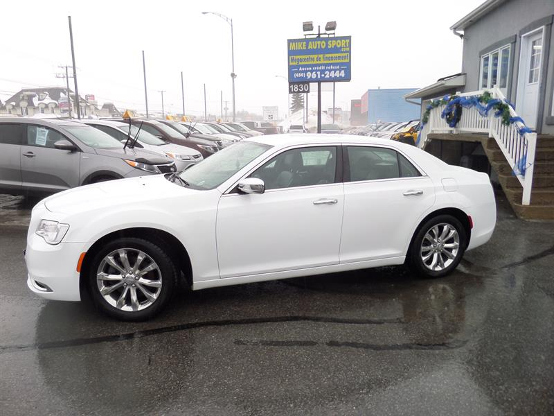 Chrysler 300 2016 300C AWD