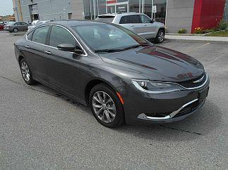 2015 Chrysler 200 C #U0541