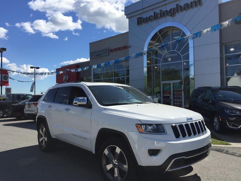 2015 Jeep Grand Cherokee Limited #U0690