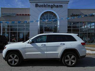 Jeep Grand Cherokee 2015 Limited #U0688