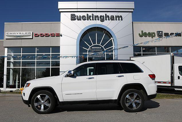 Jeep Grand Cherokee 2016 Limited #U0809