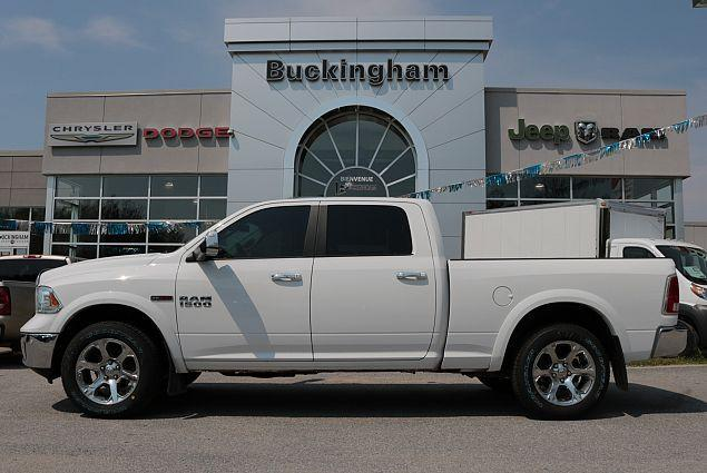 Ram 1500 2014 Laramie ecodiesel #R17237A