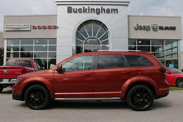 Dodge Journey 2014 Crossroad #U0427