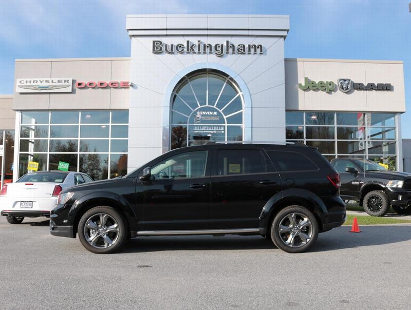 Dodge Journey 2017 Crossroad AWD #D17045